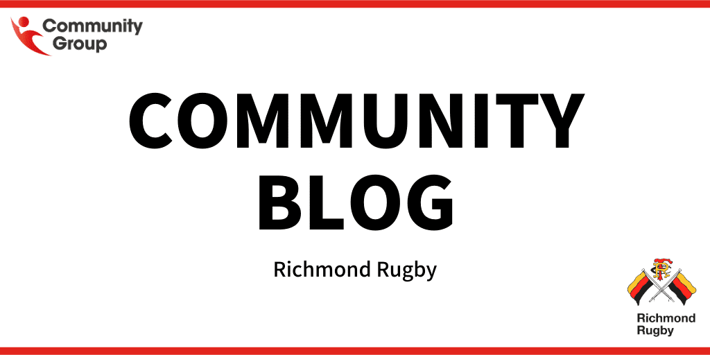 Community Blog – Richmond Rugby: Serving the Community