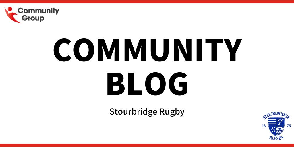Community Blog – Stourbridge Rugby: Gaining momentum again