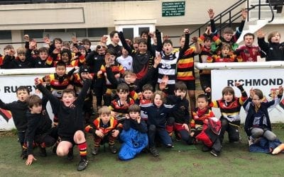 Community Group extend partnership with Richmond Rugby