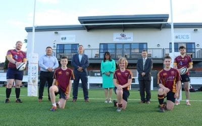 Community Group join forces with Aurelia and Pertemps to support Bournville's aspiring coaches