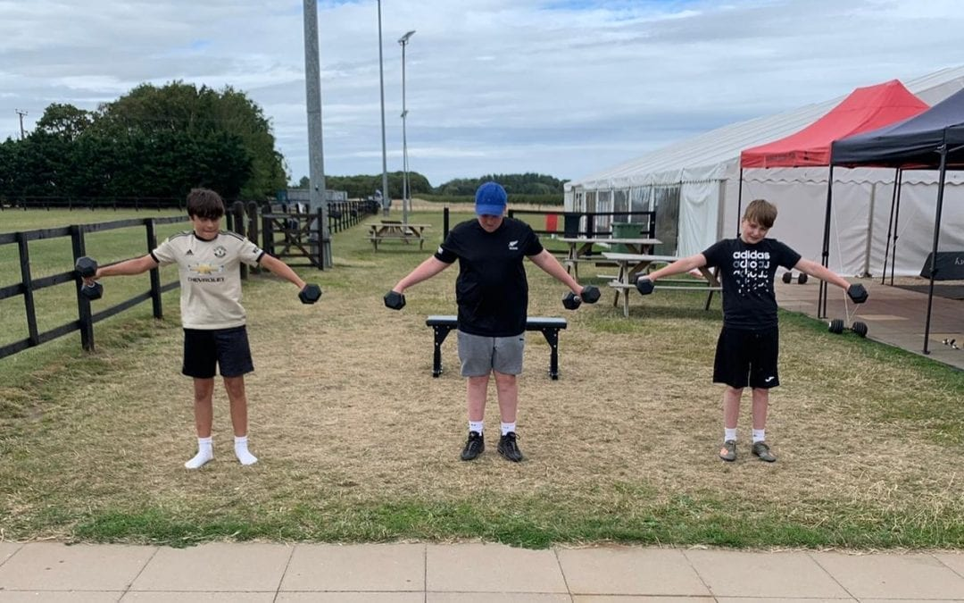 Chinnor RFC Thame supporting vulnerable children