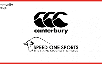Speed One Sports become official kit partner of Community Group