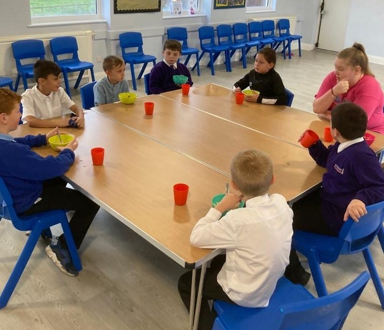 Fylde Rugby Community Foundation and The Boathouse Youth set up Breakfast Club