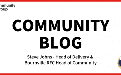 Community Blog: Making a Difference
