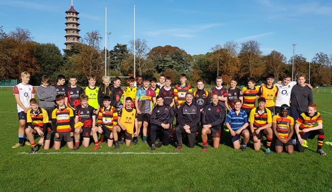 Richmond Rugby launch spring and summer community activities