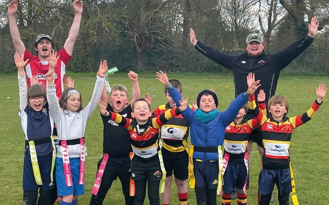 Record-breaking numbers at Community Group-powered Easter Camps