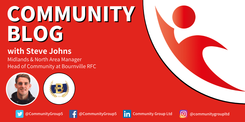 Community Blog – Bournville RFC: August 2021