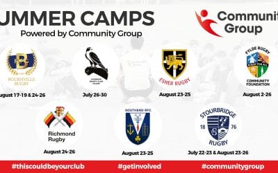 Partner Clubs gearing up for summer rugby and multi-sport camps