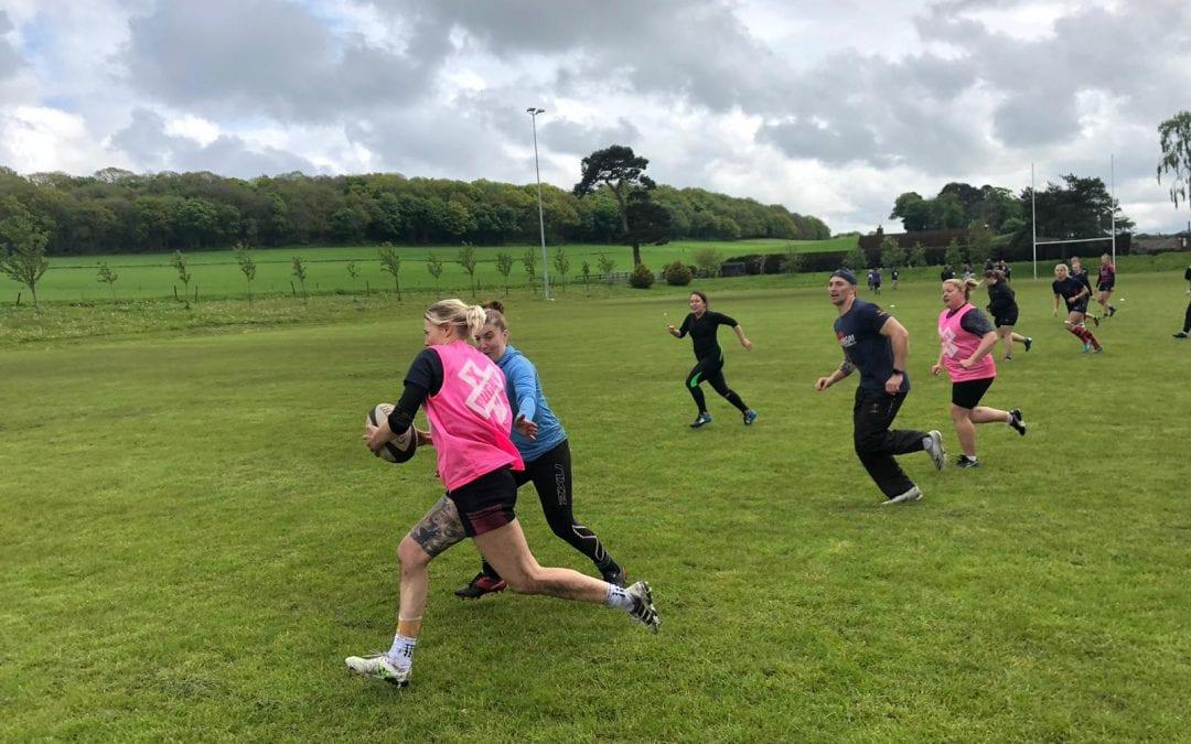 Stourbridge Rugby host women's training camp